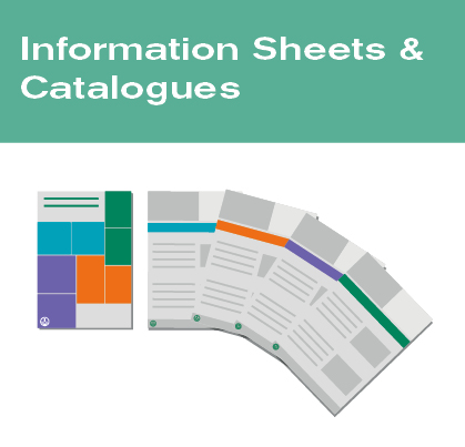 Information Sheets and Catalogues